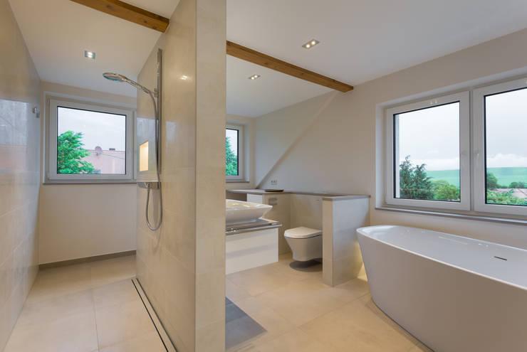 Walk In Dusche:  Badezimmer von Klotz Badmanufaktur GmbH