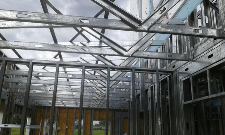 :  de estilo  por Structa Steel Framing