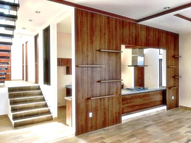 客廳 by Sesife Arquitectura