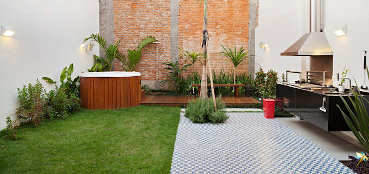 Spa de estilo  por ODVO Arquitetura e Urbanismo
