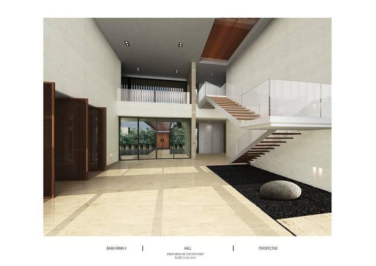 Baan Rama II:   by Thaan Studio