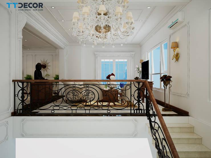 Căn hộ Penthouse Masteri Thảo Điền Quận 2:   by TTDECOR