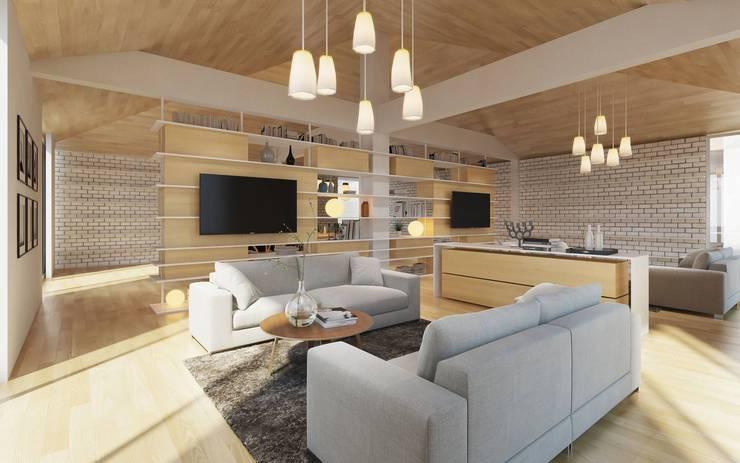 KASETNAWAMIN residence:   by A Millimetre