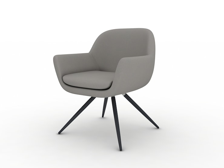 3D Visualization Services—3D CAD Models of Architectural and Furniture Products: modern  by Hi-Tech CADD Services, Modern