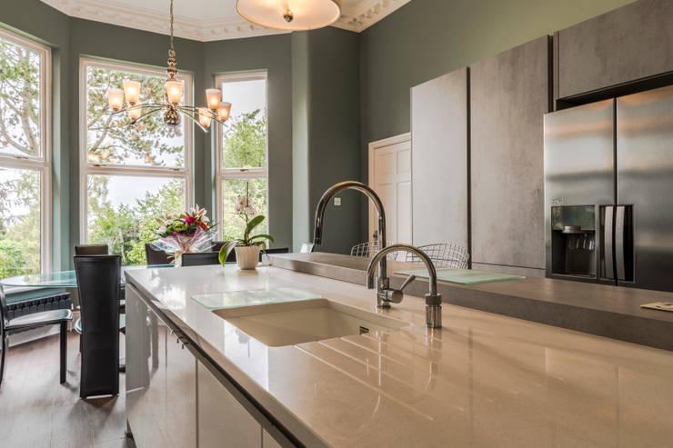 Kitchen by John Gauld Photography