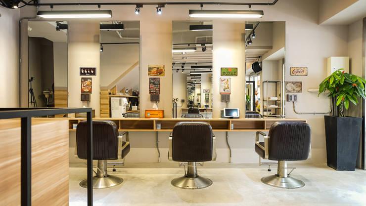 作業區:  商業空間 by 見和空間設計