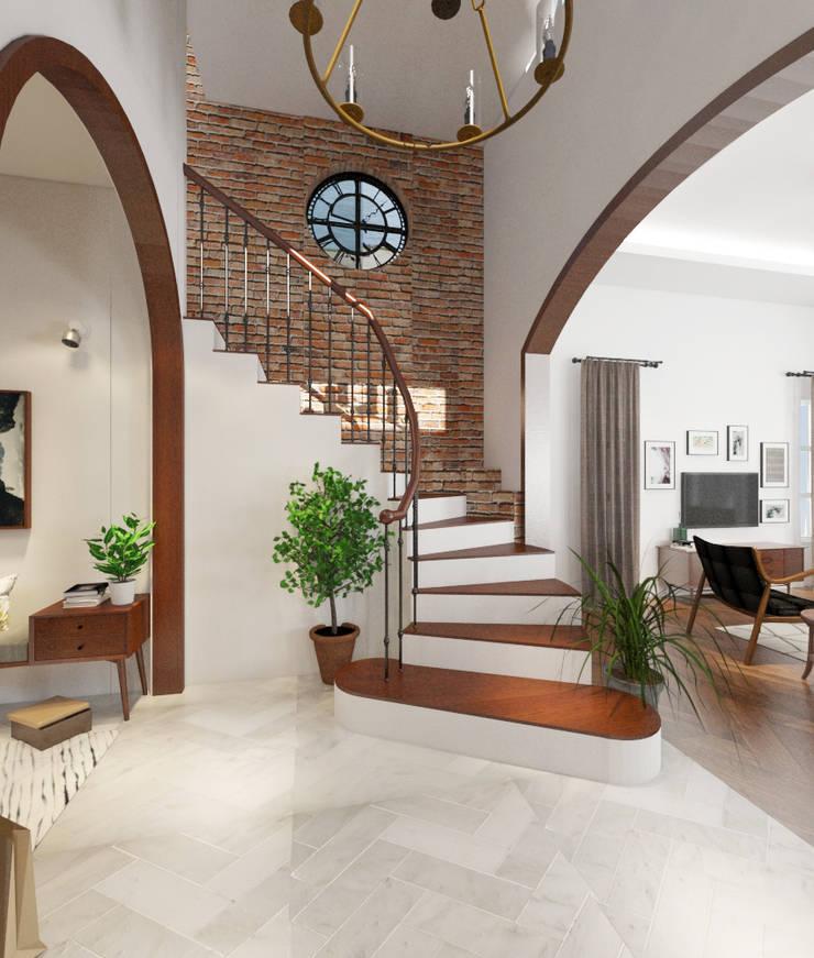 Topia Garden Villa:  Spa by Công ty trách nhiệm hữu hạn ANP