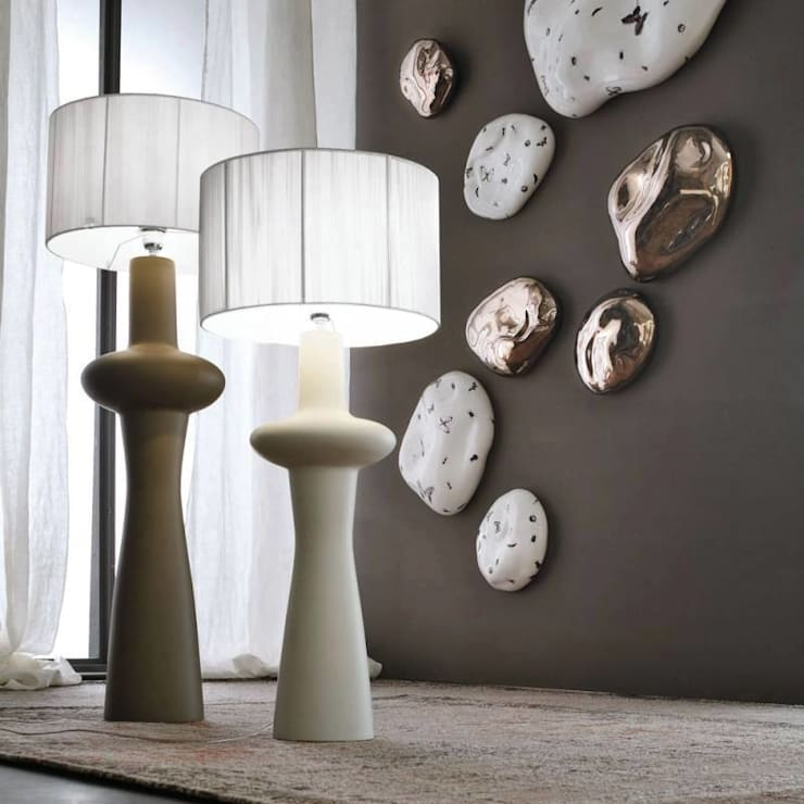 Lighting Solution's: modern  by Spacio Collections,Modern Ceramic