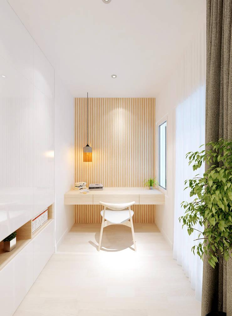 Căn hộ Mulberry Lane:  Phòng ngủ by Công ty trách nhiệm hữu hạn ANP