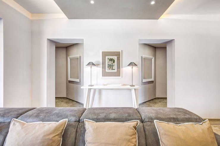 moderne Wohnzimmer von Studio Guerra Sas