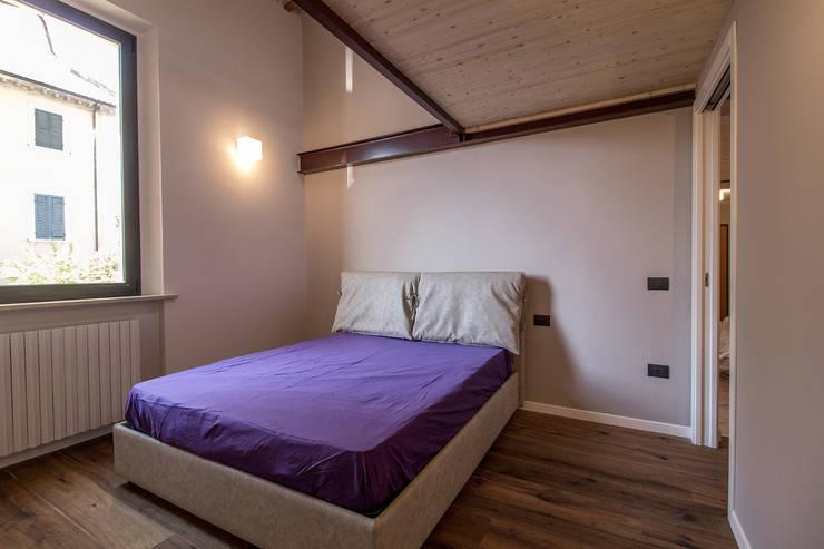 Kamar Tidur oleh Bartolucci Architetti, Modern