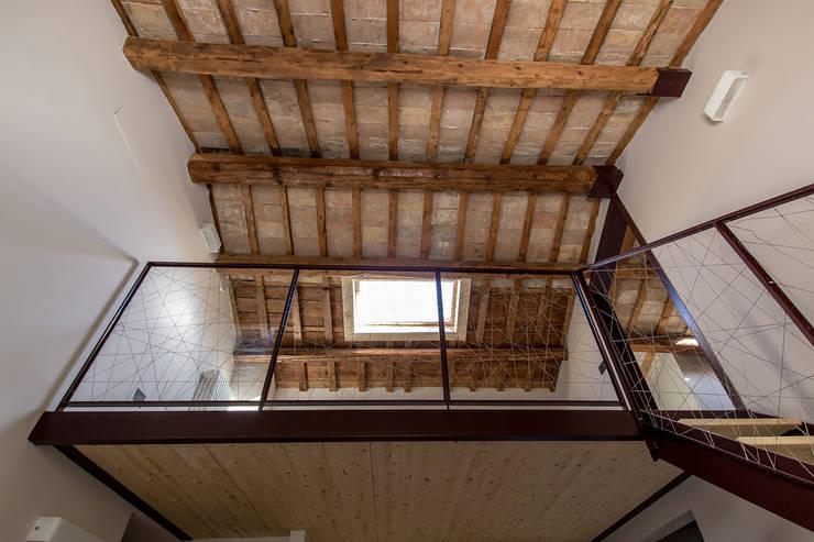 Ruang Keluarga oleh Bartolucci Architetti, Modern