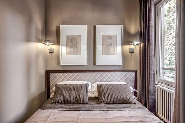 Phòng ngủ by Studio Guerra Sas