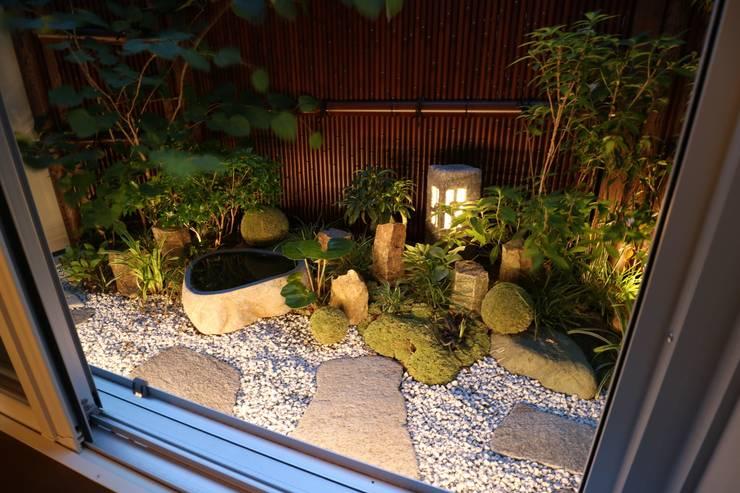 Jardines zen de estilo  por 株式会社Garden TIME