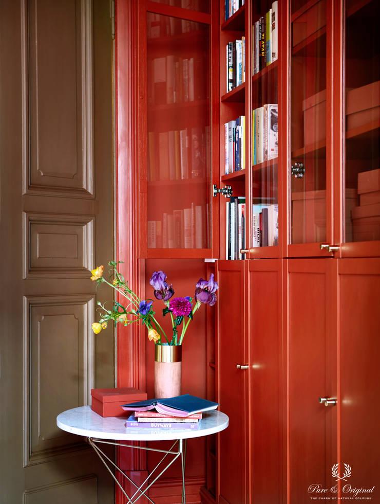 Oficinas de estilo  por Pure & Original, Moderno