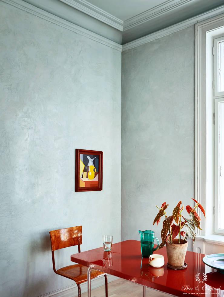 Salle à manger de style  par Pure & Original, Moderne