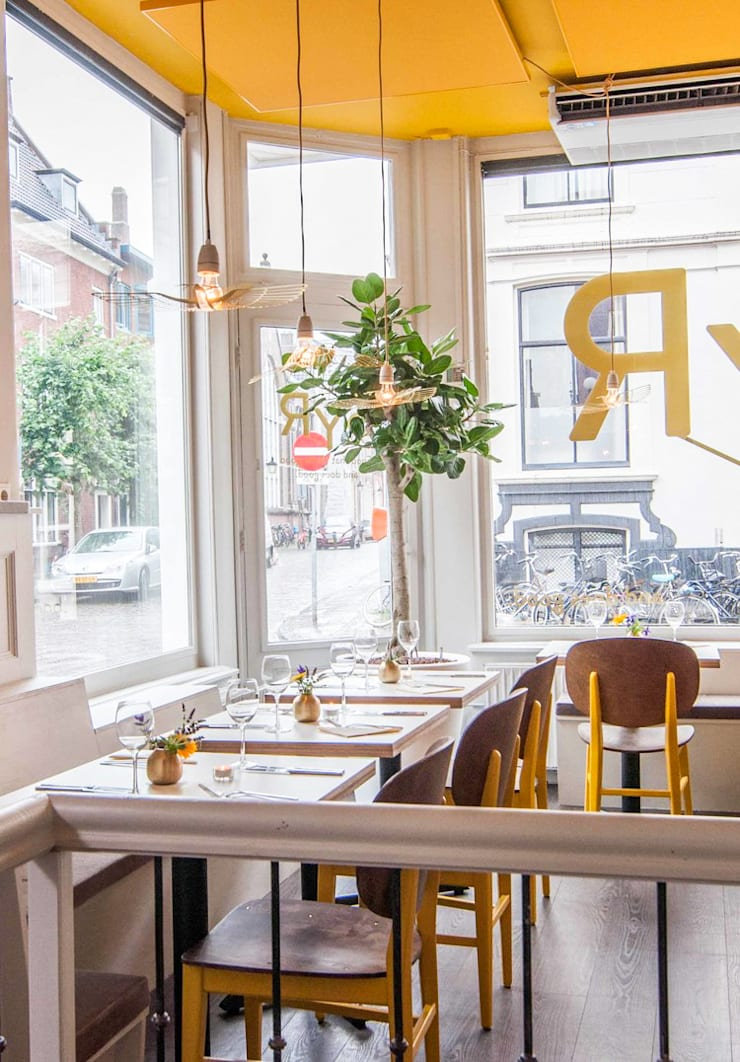 Phòng ăn theo Pure & Original, Hiện đại