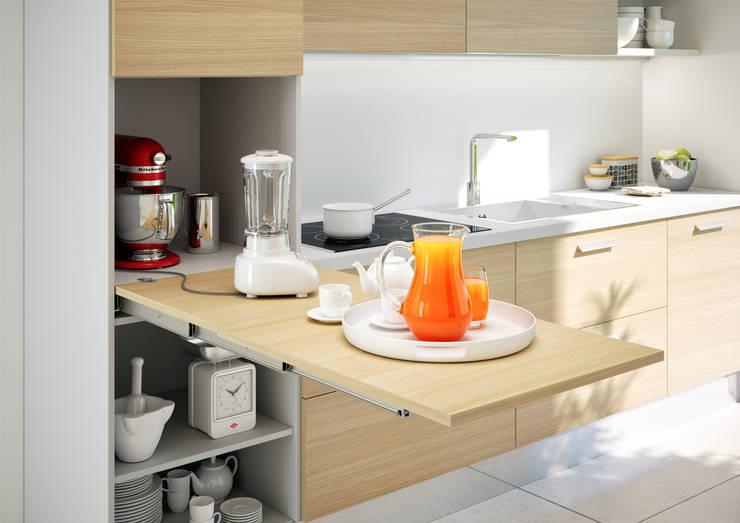HOMEWORK: Cucina in stile  di Atim Spa,