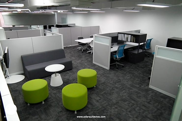 Study/office by SXL ARQUITECTOS