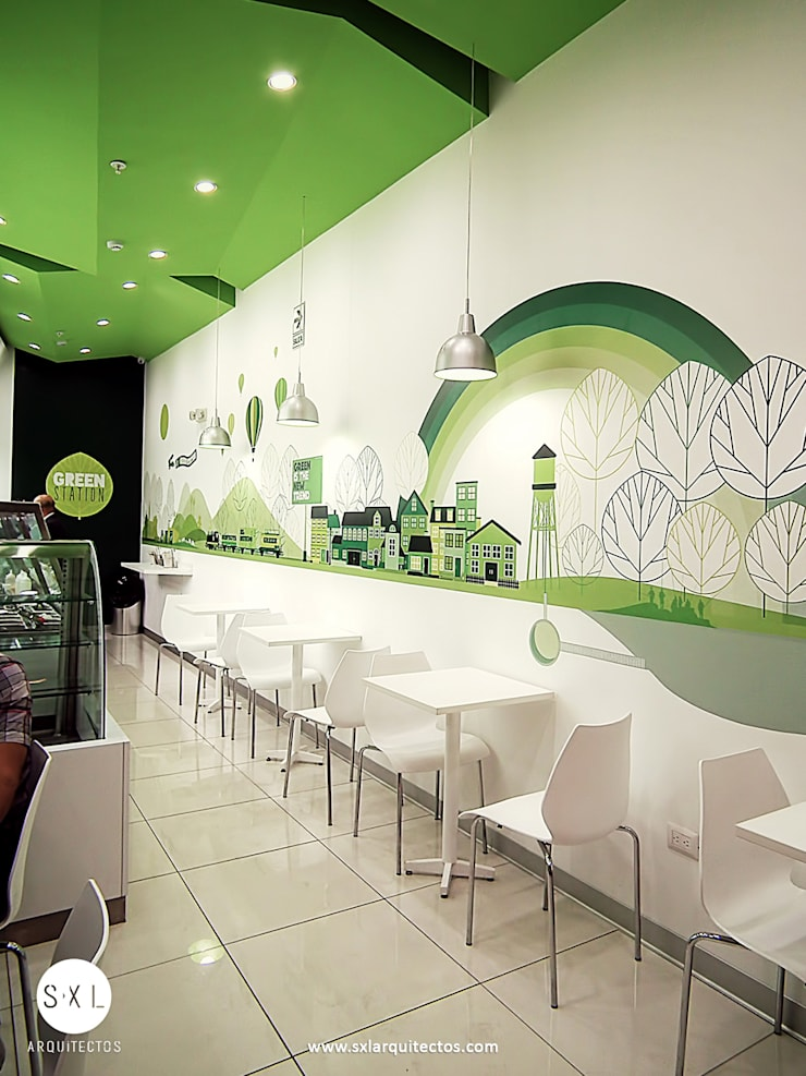 Gastronomy by SXL ARQUITECTOS