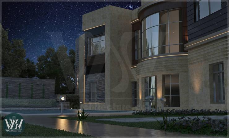 Villa exterior design:  Household by VAVarchitecture