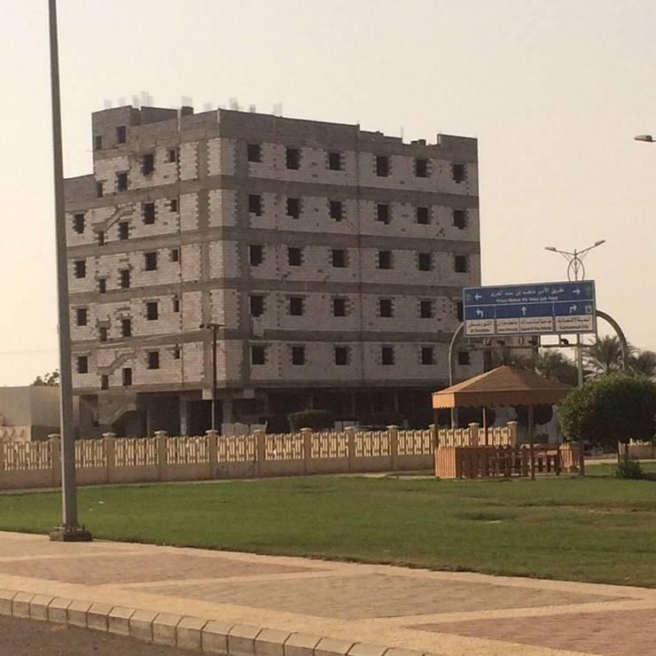 Hospital exterior design:   by VAVarchitecture