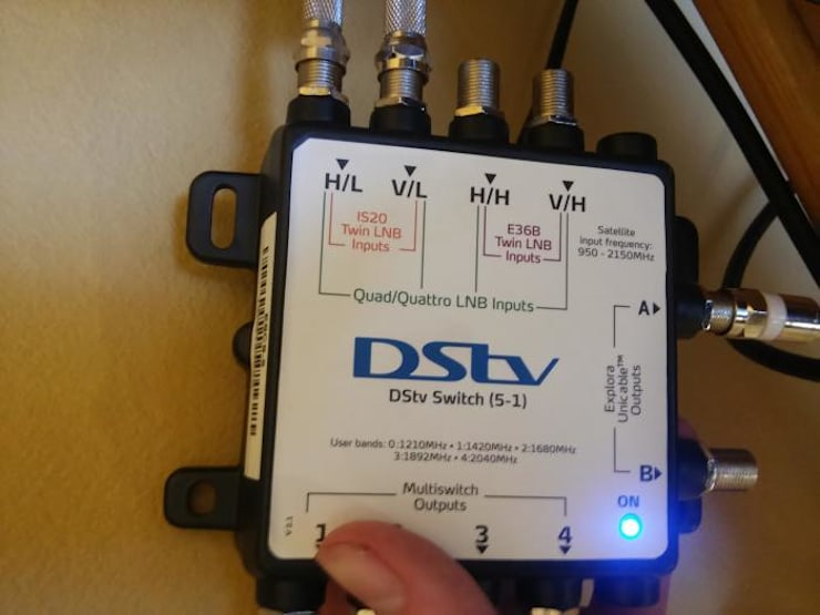 Quality DStv Cabling Solutions:   by Stellenbosch DStv Installation