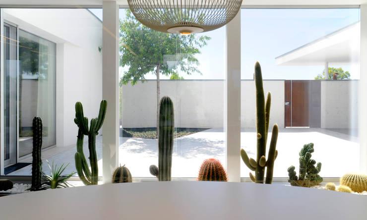 بيت زجاجي تنفيذ Studio di Architettura e Ingegneria Santi