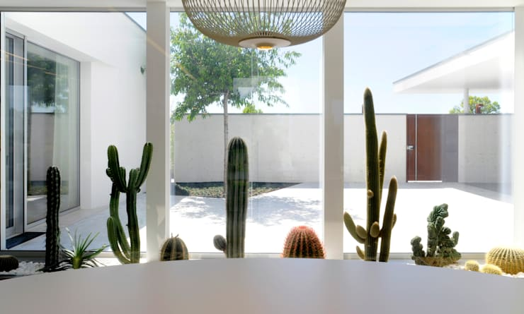 溫室 by Studio di Architettura e Ingegneria Santi
