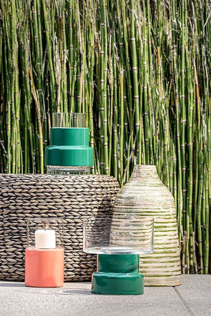 The Natural Feel : tropical  by Spacio Collections,Tropical Ceramic