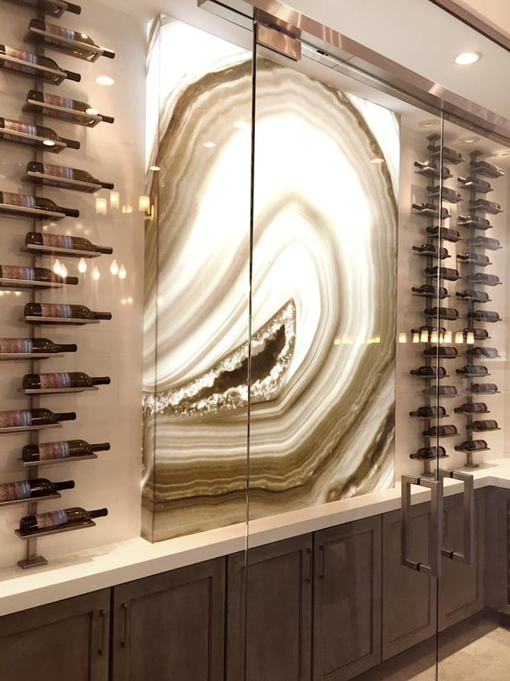 Wine cellar by S. T. Unicom Pvt. Ltd. ,