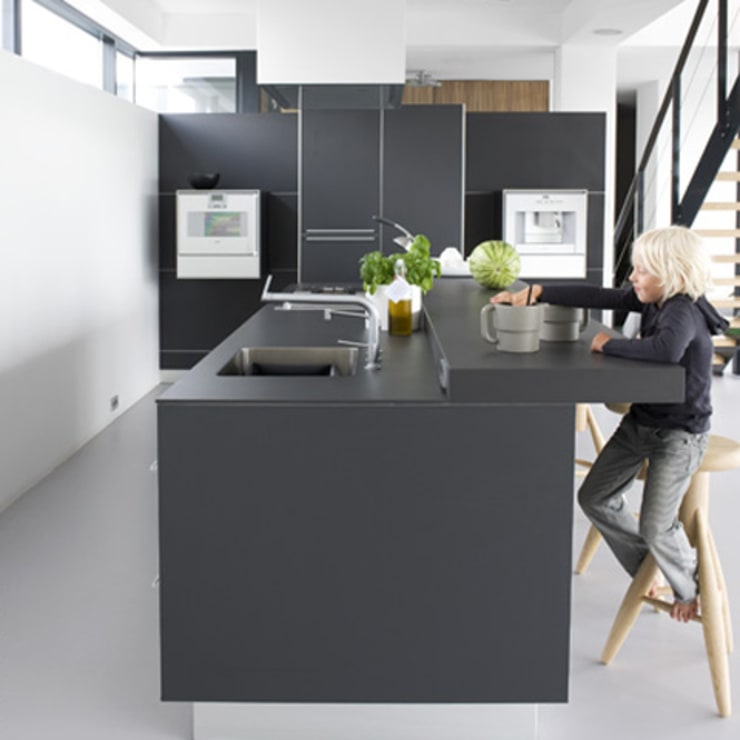 Unit dapur by Archstudio Architecten | Villa's en interieur