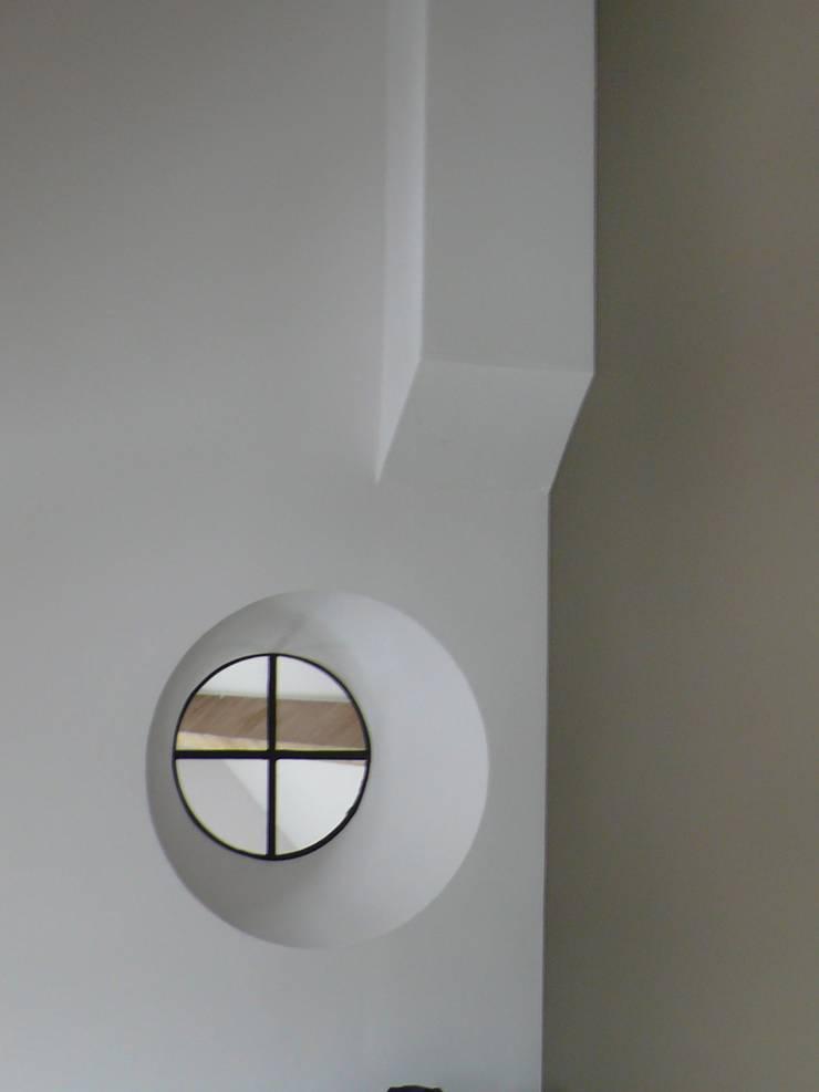 woonhuis Hasselbach te Gendt:   door Han Hameeteman architectuur b.v.
