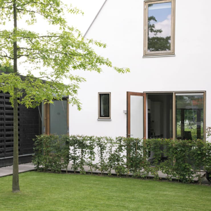 房子 by Archstudio Architecten | Villa's en interieur, 現代風