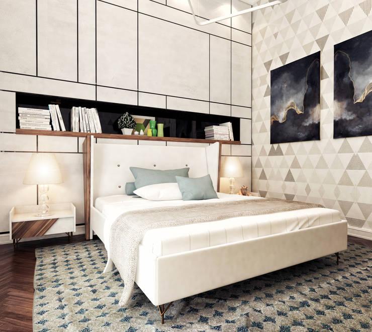 Bedroom Design:   by MO Designs