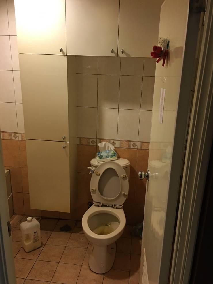 原屋況:  浴室 by E&C創意設計有限公司