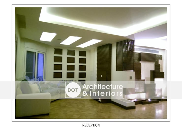 partmentKafr Abdo A راهرو سبک کلاسیک، راهرو و پله من DOT Architecture and Interior كلاسيكي