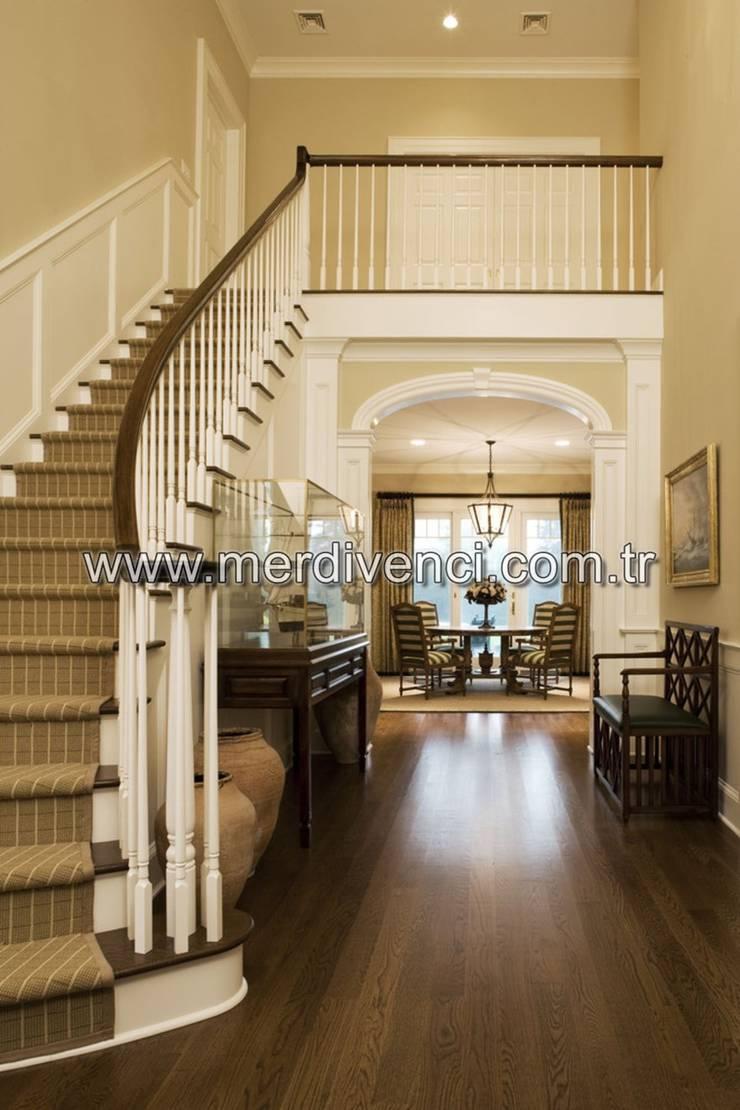 Corridor & hallway by Merdivenci