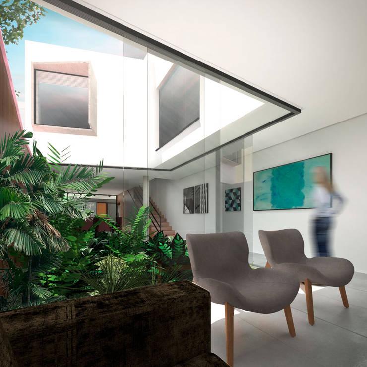 Vườn by ODVO Arquitetura e Urbanismo