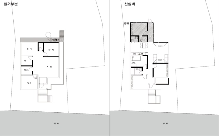 in stile  di isangwon architects