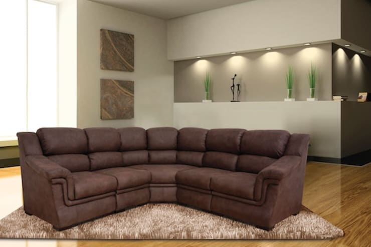Living room by SOFAMEX Online