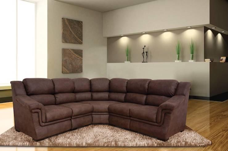 ELBA: Salas de estilo clásico por SOFAMEX Online