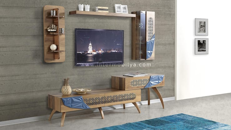 Multimedia room by İnter Mobilya