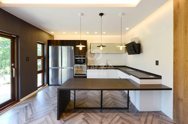 Nhà bếp by 코원하우스