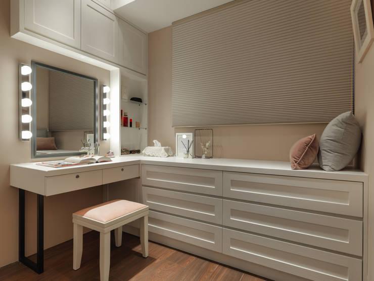化妝台:  臥室 by 存果空間設計有限公司