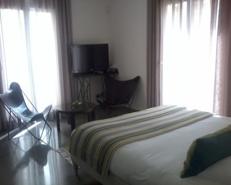 غرفة نوم تنفيذ B.A-Studio