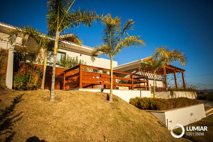 Jardines de estilo  por Felipe Mascarenhas Paisagismo, Moderno