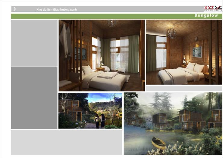 Một số dự án điển hình công ty cổ phần X.Y.Z đã triển khai:  Phòng ngủ by Công ty cổ phần X.Y.Z