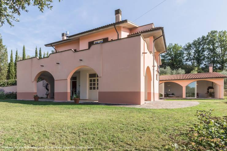Villa by Sapere di Casa - Architetto Elena Di Sero Home Stager