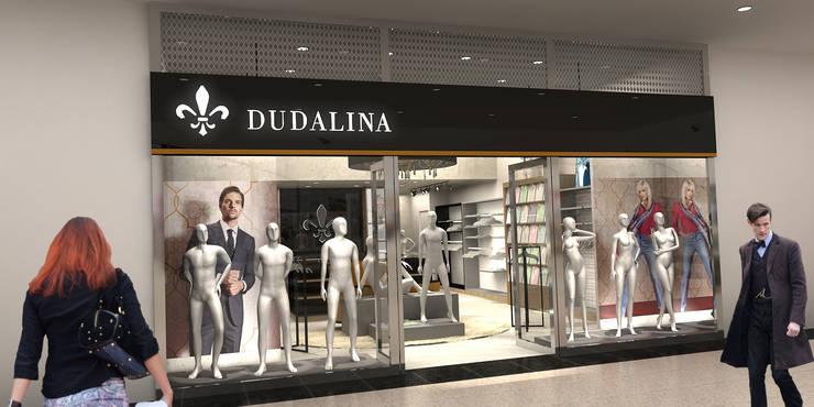 LOJA DUDALINA: Lojas e imóveis comerciais  por ARKT VAREJO,